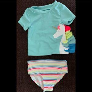 Infant bathing suit